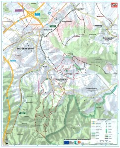 Wanderwege-Rohrbach-bei-Mattersburg