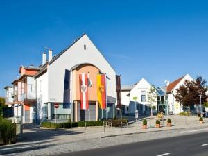 Das Gemeindeamt von Rohrbach