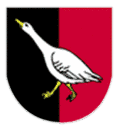 zu sehen ist das Wappen von Rohrbach