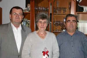 Maria und Franz Gruber feiern Goldene Hochzeit