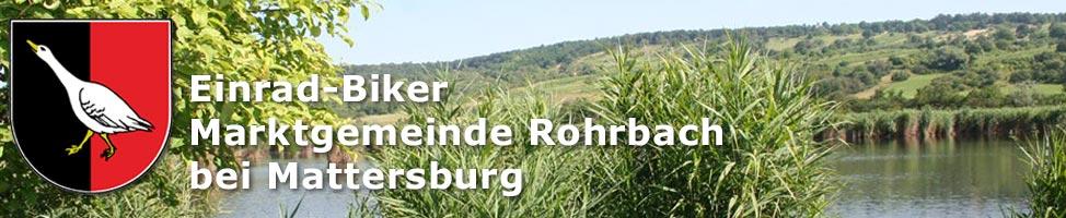Die Einrad-Biker Rohrbach