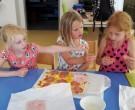 10 Pizza backen (Medium)