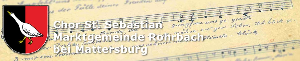 Der Chor St. sebastian der Marktgemeinde Rohrbach bei Mattersburg-01