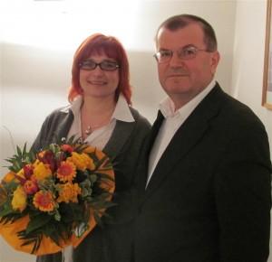 Sabine Prets, neue Gemeinderaetin